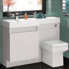 Bathroom Combination Furniture by 1206 X 880mm Basin U0026 Toilet Vanity Unit Square Combination