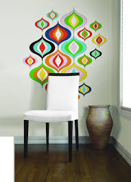get happy with the just released wallpops by jonathan adler line