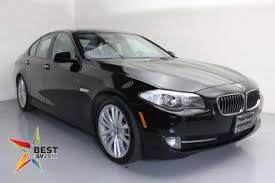 2008 Bmw 550i Interior Used 2011 Bmw 5 Series For Sale Pricing U0026 Features Edmunds
