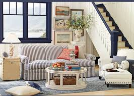 living room white wood wall nice paint colors striped faux fabric