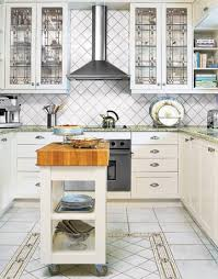 kitchen with white cabinets and wood countertops white kitchens and wood countertops j aaron
