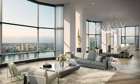 The United Nations Dining Room And Rooftop Patio 7 Jaw Dropping New York City Homes With Private Pools