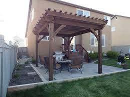 Outdoor Pergola Kits by Fall Winter The Perfect Time For A Backyard Makeover Western