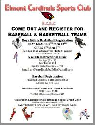 basketball c brochure template registration flyer template baseball flyer template stackerx info