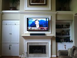 can you mount a tv above a brick fireplace image result for