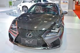 lexus rcf sedan lexus rc f now available on order basis in india report