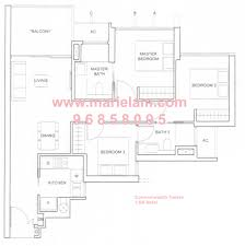 shaughnessy floor plan commonwealth towers new launch and new property