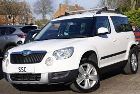 used skoda yeti 2 0 tdi cr 140 se plus 4x4 5dr for sale in