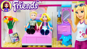 custom parent u0027s room for stephanie u0027s house lego friends renovation