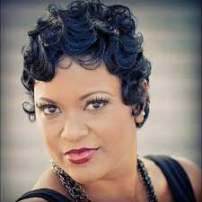 black hairstyles ocean waves pin by connie farris on nails pinterest finger waves finger