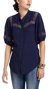 swiss dot blouse edme esyllte navy anthropologie swiss dot spritz blouse size 2