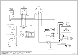 lucas a127 alternator wiring diagram on images free and voltage