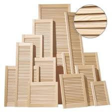 louvre doors pine and white louvered cupboard doors