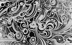 white pattern wallpaper hd wallpaper drawing illustration pattern texture circle paisley