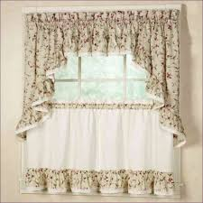 living room blue priscilla curtains valance window coverings
