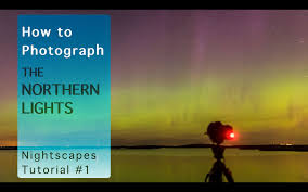 Southern Lights Book by How To Photograph The Northern Lights Youtube