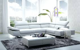 Gray Leather Sectional Sofa Home Improvement Grey Leather Sectional Recliner Left Arm Facing
