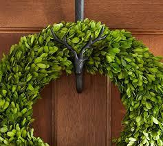 lenox classic wreath hanger pottery barn