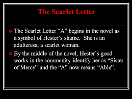 the scarlet letter by nathaniel hawthorne nathaniel hawthorne