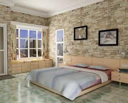ide dinding rumah minimalis cantik menggunakan batu bata merah