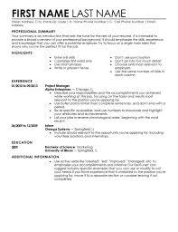 Resume Tmeplate Download Templates For Resumes Haadyaooverbayresort Com