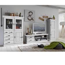 Wohnzimmerschrank Weiss Massiv Der Massive Wohnwände Shop Möbilia De