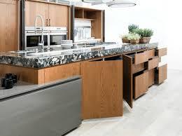 buche küche moderne küchen aus holz die vorteilen vom naturmaterial