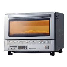 Toaster Oven Walmart Canada Panasonic Deluxe Flashxpress Dual Infrared Toaster Oven