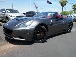Ferrari California Convertible - first drive review 2010 ferrari california motorblogaz