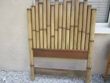 How To Make A Bamboo Headboard by Bamboo Tropical Bed Headboards U0026 Footboards Ebay