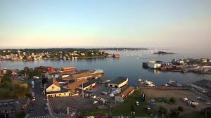 drone video downtown gloucester massachusetts youtube