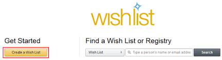 www wish list how to add view and remove items from an wish list