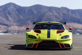 aston martin racing green official 2018 aston martin vantage gte gtspirit