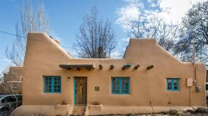 a pueblo style solar house in santa fe new mexico youtube