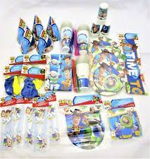 toy story party tableware ebay