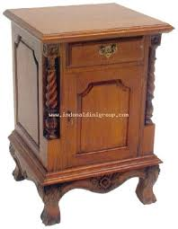 Indonesian Bedroom Furniture by Bed Side Canopy Pillar Bedroom Furniture Indonesian Furniture