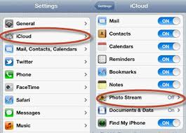 icloud photostream for android photo limit reached your photos will begin uploading again