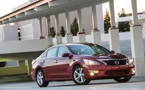stanced nissan altima march midsize sales nissan altima topples toyota camry for top spot