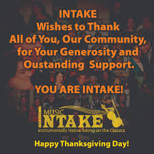 feliz thanksgiving day city of norwalk and its youth symphony partner with intake