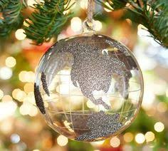 snow globe ornaments ornament