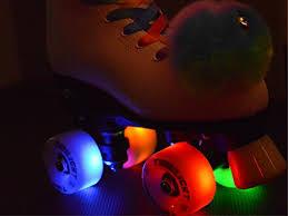 light up roller skate wheels epic skates allure08 light up quad roller skates white toyscrates com