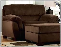 brown chair and ottoman charming big chair and ottoman cushy chairs oversize chair and