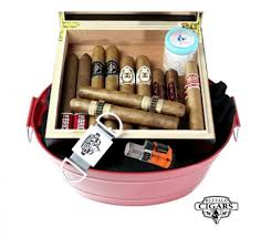 cigar gift baskets 7 gift ideas for the cigar smoker in your step out