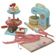 Kidkraft Pastel Toaster Set Kidkraft Pastel Baking Set Pastels Wooden Toys And Toy