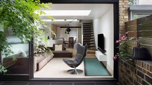 Classic Cottage 1840s Brick Cottage In London Gets Astonishing Modern Makeover By