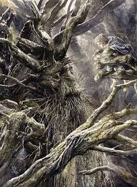 treebeard in tolkien s lord of the rings with one aim