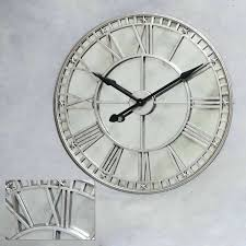 Pottery Barn Outdoor Clock Pottery Barn Outdoor Wall Clocks 12 000 Wall Clocks