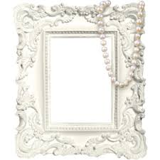 shabby chic girly u0026 romantic frames polyvore