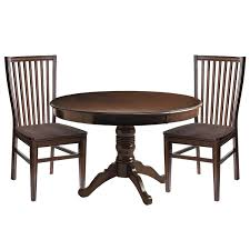 dining room sets pier 1 imports ronan extension table set tobacco