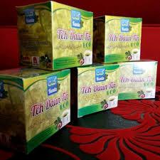 Teh Eco cara menjadi agen teh daun tin kunstore kuntastore
